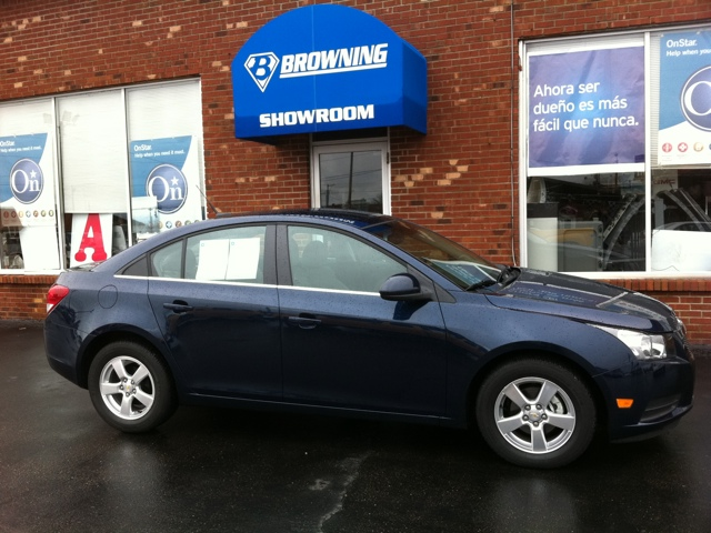Picture of a 2011 Chevrolet Cruze