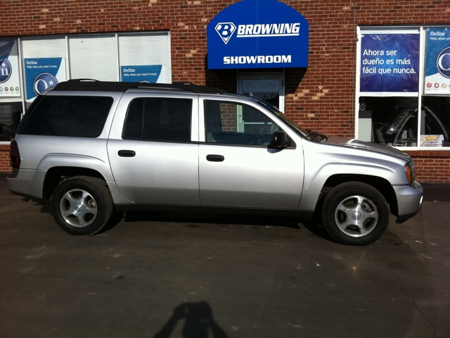 Picture of a 2006 Chevrolet TrailBlazer EXT