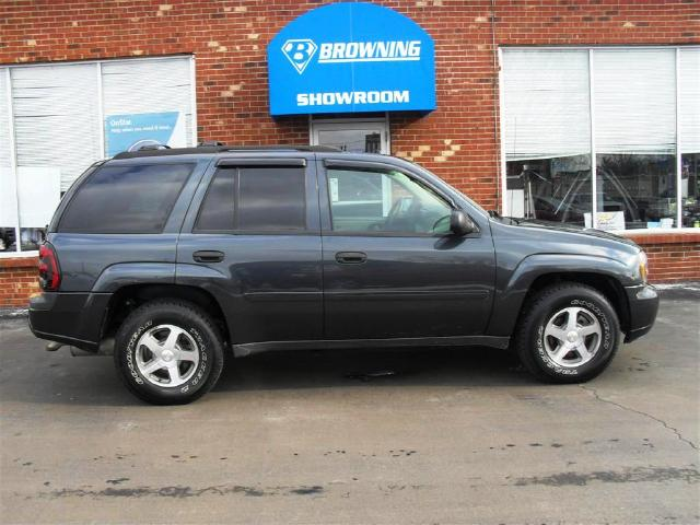 Picture of a 2006 Chevrolet TrailBlazer