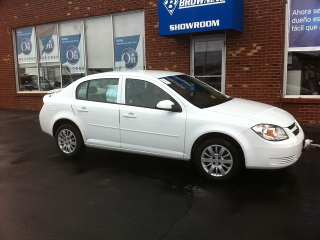 Picture of a 2010 Chevrolet Cobalt