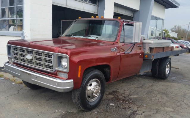 used 1977 chevrolet trucks c30 dually for sale tan 1977 truck in stanford ky 4391567808. Black Bedroom Furniture Sets. Home Design Ideas
