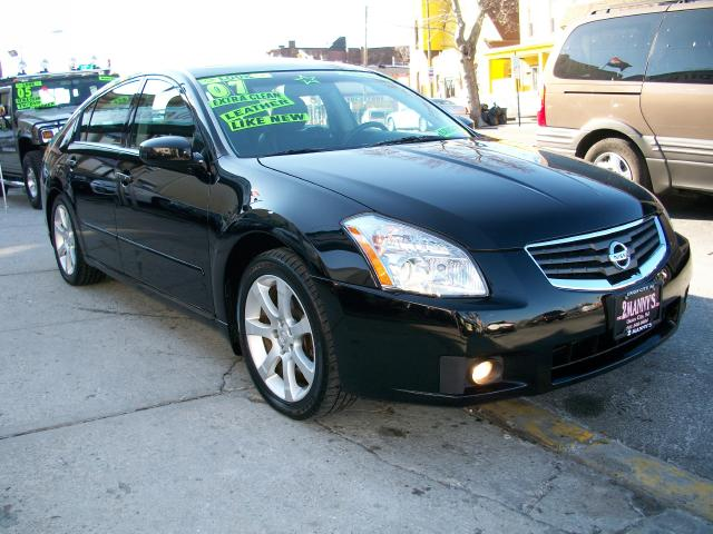 Picture of a 2007 Nissan Maxima