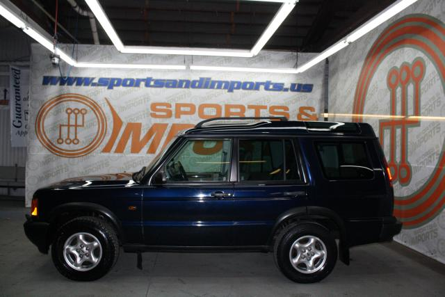 Rover 2000 Model. 2000 Land Rover Discovery