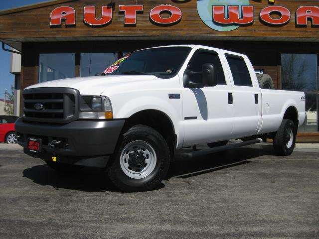 Picture of a 2002 Ford F-350 Super Duty