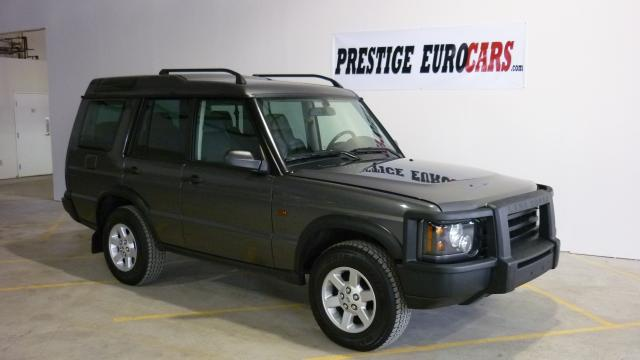 Picture of a 2003 Land Rover Discovery