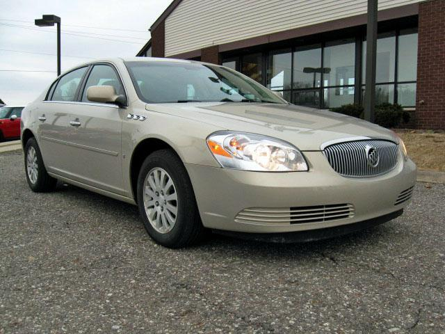 Picture of a 2007 Buick Lucerne