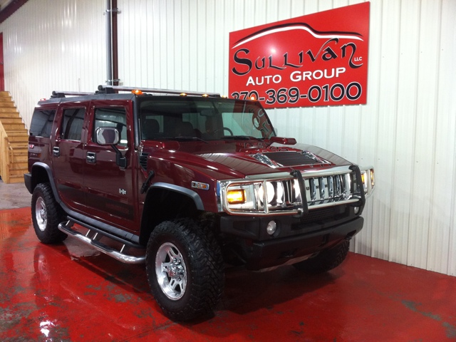 Picture of a 2004 HUMMER H2