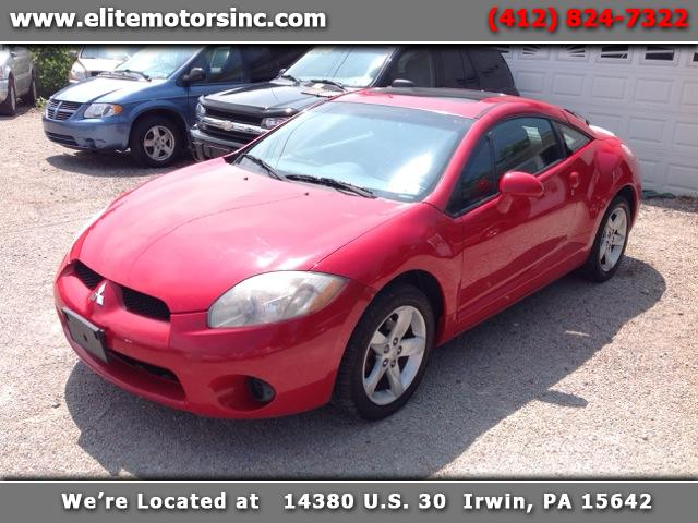 2006 Mitsubishi Eclipse Used Cars In Pa Pittsburgh New