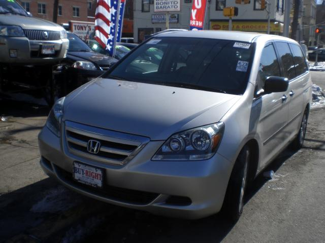 Picture of a 2006 Honda Odyssey