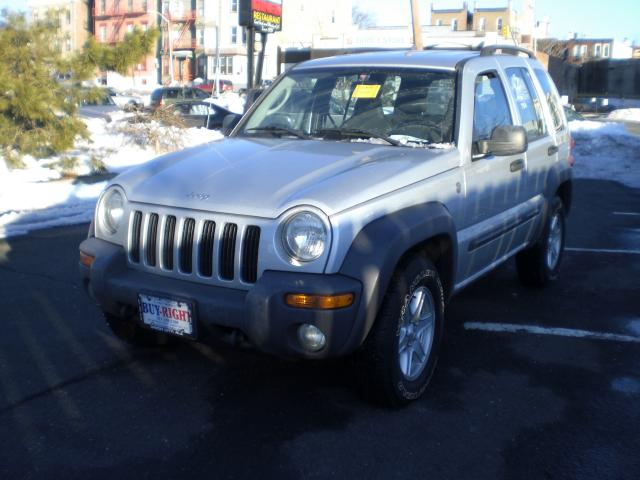 Picture of a 2004 Jeep Liberty
