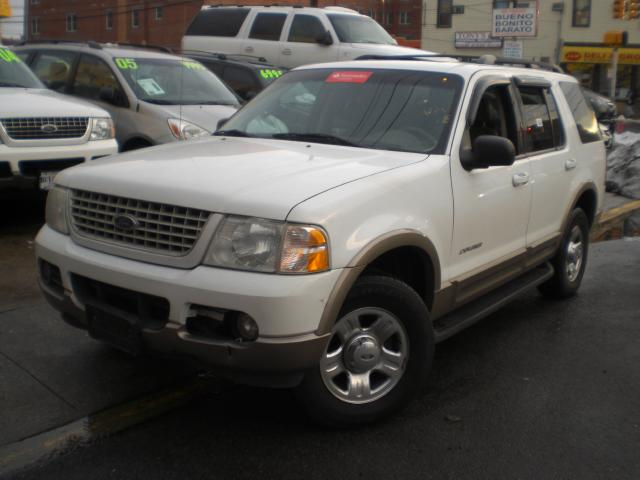 Picture of a 2002 Ford Explorer