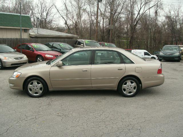 2003 toyota avalon submited images