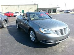2011 Chrysler 200 TOURIN
