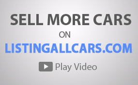 Listingallcars Com Used >> Websites For Car Dealers